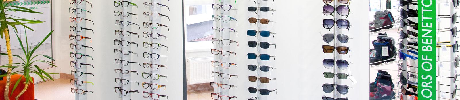 Očná optika Zekol Žilina